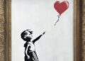 Banksy Girl With The Ballon Has Been Voted Best-Loved Art Work