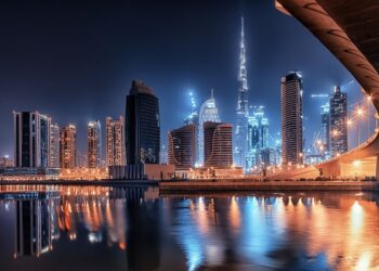 Multifaceted city of Dubai: from amusement to property