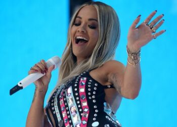 Rita Ora is in a relationship with Thor producer