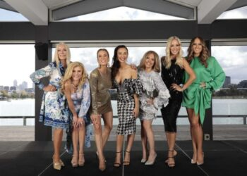 The Real Housewives of Melbourne are back with new faces