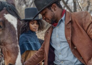 There's a new Western coming out in October and it could be a hit in the UK and Australia