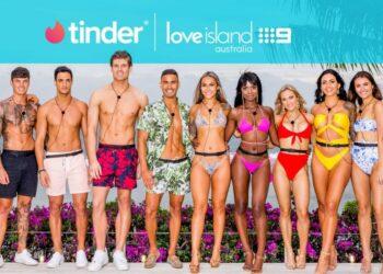 Tinder the Official Partner for Season Three of Love Island Australia