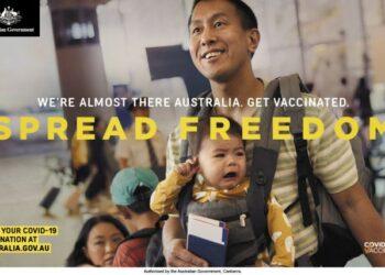 Photo credit: Australian Government